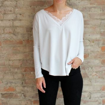Lisbeth Lace Top