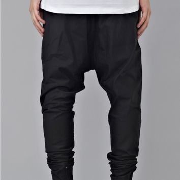 Harem Pant Black - I Love Ugly