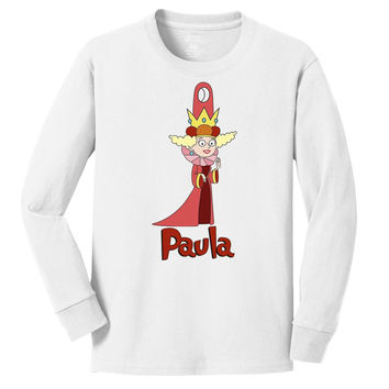 Disney 7D Queen Delightful personalized long sleeve T shirts