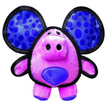 Medium Kong Ballistic Ears Pig Dog Toy
