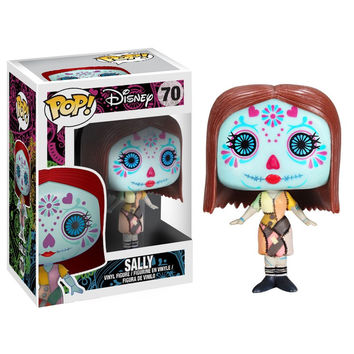 Funko POP! Disney - Vinyl Figure - SALLY (Day of the Dead) (4 inch): BBToyStore.com - Toys, Plush, Trading Cards, Action Figures & Games online retail store shop sale
