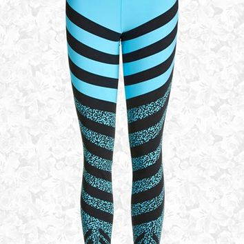 Women's Nike 'Legendary - Mezzo Zebra' Training Tights