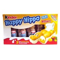 Kinder Happy Hippo 5 Pack 102g