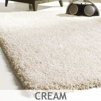 Majestic Shag Polypropylene Rug Collection