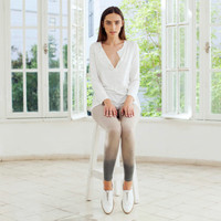 Woman Stretch Pants, Sports Pants, Comfortable And Chic Tights, Long Tights