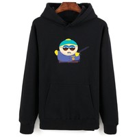 High Quality South Park Hoodies Men Hip Hop Funny Eric Theodore Cartman Hoodies Men Brand Designer Mens Sweatshirt 4XL Plus Size