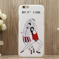 BUT IT'S COOL Print iPhone 5/5S/6/6S/6 Plus/6S Plus Case Very Light 06