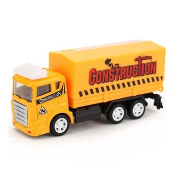NOVO5 Children model toy engineering vehicles 1:60 Alloy Engineering Toy Car Truck Children's Birthday Gift Construction Model toy