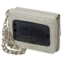 Target Limited Edition Wallet with Removable Wristlet Strap - Ivory