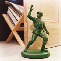 Soldier Doorstop at Firebox.com