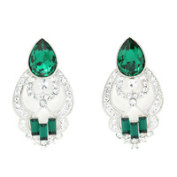 Enchanting Emerald Drops
