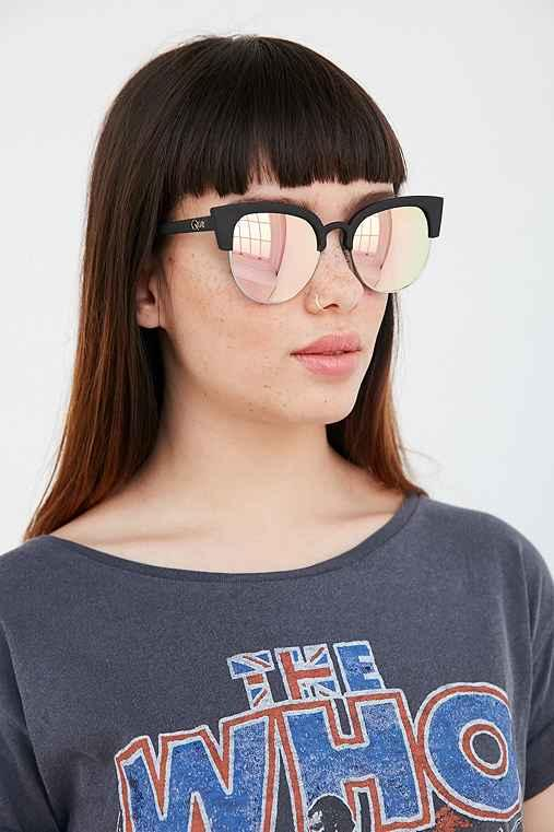 e692f954d6d06 Quay Avalon Half-Frame Sunglasses from Urban Outfitters