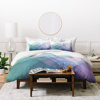 Elena Blanco Layers Duvet Cover