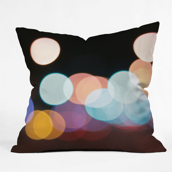 Leonidas Oxby Friday Night Lights Throw Pillow