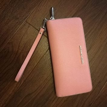 Michael Kors Wallet Pink New