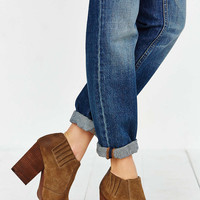 Jeffrey Campbell Yorktown Distressed Suede Ankle Boot - Urban Outfitters