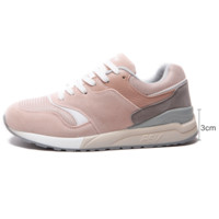 NEW BALANCE Women Men Casual Running Sport Shoes Sneakers pink