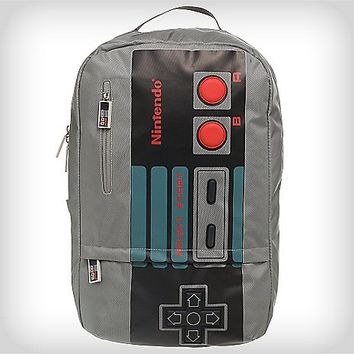 3D Button Controller Nintendo Backpack - Spencer's