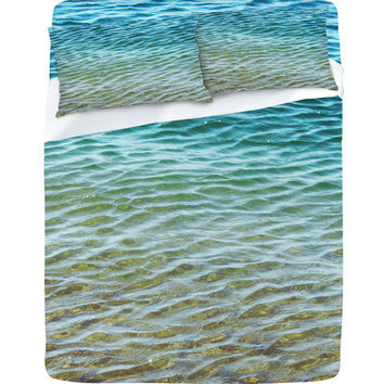 DENY Designs Home Accessories | Shannon Clark Ombre Sea Sheet Set