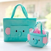 Cute Elephant Handbag/Computer Bag