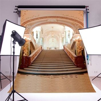 x7FT Beauty Wedding Palace Studio Vinyl Photography Backdrops Photo Background