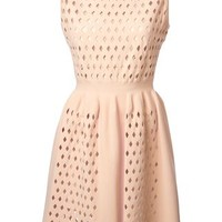 Fendi Cut Out Dress - Leam - Farfetch.com