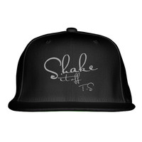 Taylor Swift Shake It Off Embroidered Snapback Hat