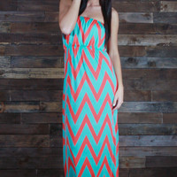 Fire and Ice Maxi