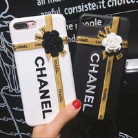 One-nice™ CHANEL iPhone Phone Cover Case For iphone 6 6s 6plus 6s-plus 7 7plus