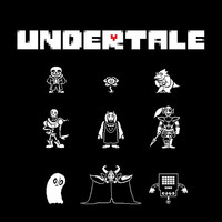 Undertale by MrDevil