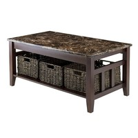 Winsome Zoey Coffee Table (Brown)