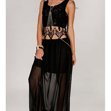 Pure Hype Maxi Dress