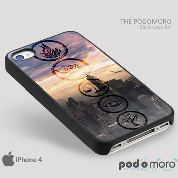 Divergent Symbol for iPhone 4/4S, iPhone 5/5S, iPhone 5c, iPhone 6, iPhone 6 Plus, iPod 4, iPod 5, Samsung Galaxy S3, Galaxy S4, Galaxy S5, Galaxy S6, Samsung Galaxy Note 3, Galaxy Note 4, Phone Case