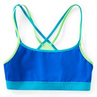 KIDS' STRAPPY SPORTS BRA