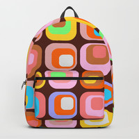 zappwaits 70s Backpack by netzauge