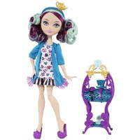 EVER AFTER HIGH™ GETTING FAIREST™ MADELINE HATTER™Doll - Shop.Mattel.com