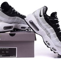 """Nike Air Max 95"" Men Sport Casual Multicolor Air Cushion Sneakers Running Shoes"