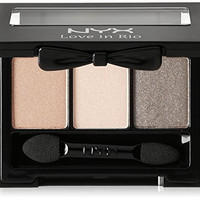 Nyx Cosmetics Love In Rio Eye Shadow Palette, Meet Me at The Copa, 0.105 Ounce