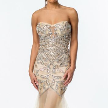 Terani Couture Evening 151GL0323 Dress