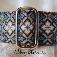 """Abbey Blossom"" from CollarMyHeart"