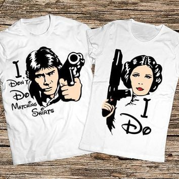 Star Wars Matching Shirts