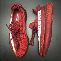 Yeezy Boost 350 V2 Triple Red