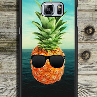 Pineapple Psych Samsung Galaxy S6 Edge Plus Case