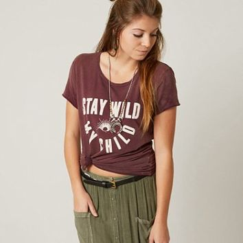 BILLABONG STAYIN WILD T-SHIRT
