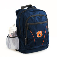 Auburn Tigers NCAA 2-Strap Stealth Backpack