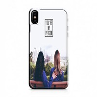 Grey's Anatomy You're My Person iPhone X Case
