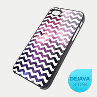 Galaxy Star Chevron iPhone 5 Case