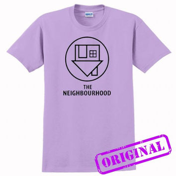 The NBHD The neighbourhood Logo for shirt orchid, tshirt orchid unisex adult