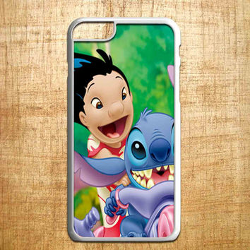 Lilo and Stitch 4 for iphone 4/4s/5/5s/5c/6/6+, Samsung S3/S4/S5/S6, iPad 2/3/4/Air/Mini, iPod 4/5, Samsung Note 3/4, HTC One, Nexus Case*IP*