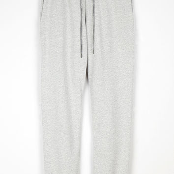 VENICE HEATHER FLEECE JOGGER-heather